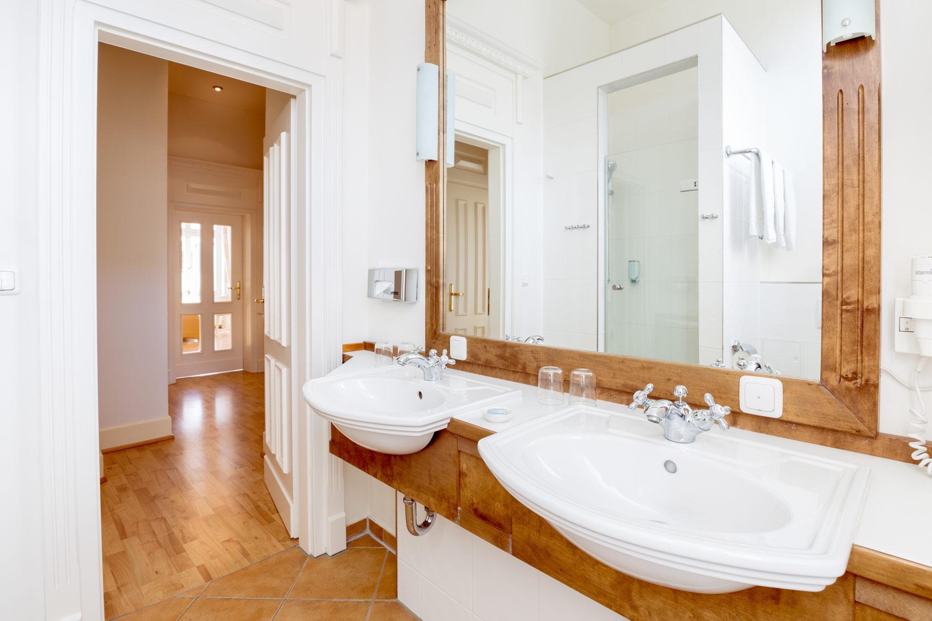 Beispielbild: Badezimmer in Historischer Villa