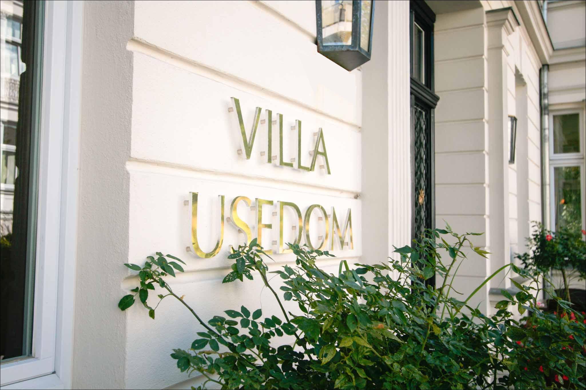 Außenansicht Historische Villa
